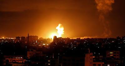 Israël bombarde plusieurs sites de la résistance à Gaza
