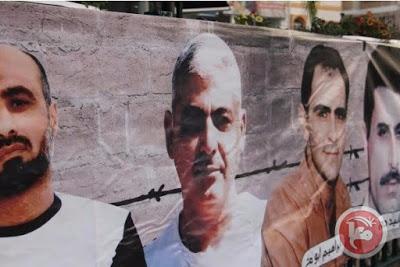Prisonniers politiques incarcérés en Israel depuis 34 ans, malgré les accords d'Oslo