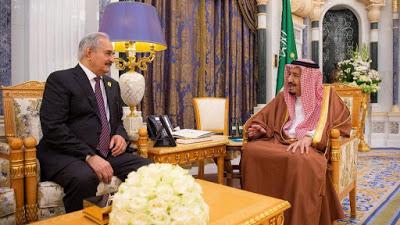 ANALISI. L'Arabia saudita entra a gamba tesa nella partita libica