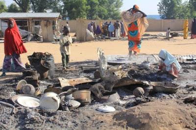 Gli attacchi dei Boko Haram provocano in Ciad una crisi umanitaria profonda