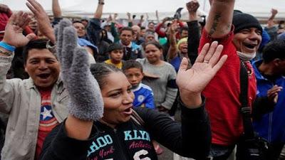 México reitera apoyo a migrantes como política soberana