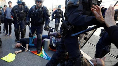 Geneviève Legay : Appel à manifester lundi à Nice contre la violence policière