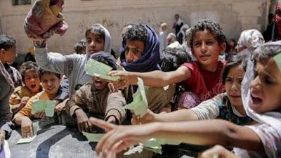 Cinco niños son asesinados por bombardeo en Yemen