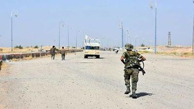 Al menos un soldado sirio muerto por ataque terrorista en Hama