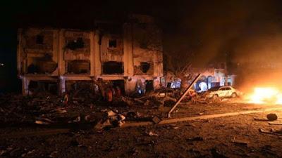 Al menos 15 muertos por ataque terrorista en capital de Somalia