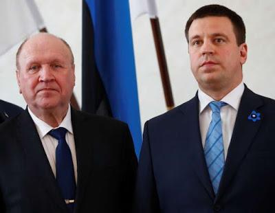 L'extrême droite entre au gouvernement en Estonie