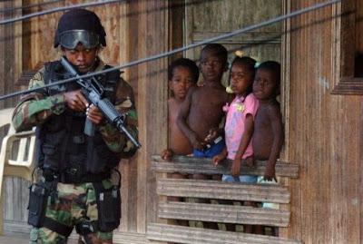 ¿Quiénes son las víctimas del conflicto armado en Colombia?