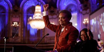 Chicago fa la storia: eletta prima sindaca afroamericana e apertamente gay