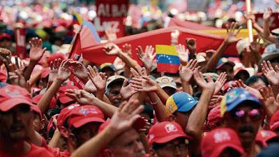Caracas, ciudad que da pelea Un nuevo asalto se prepara para el 1º de mayo