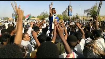 SUDAN. Colpo di stato militare contro Al Bashir