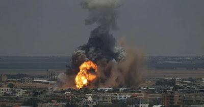 Une nouvelle agression israélienne lâche: 21 Gazaouis tués et plus de 100 autres blessés
