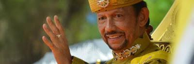 """Il Sultano del Brunei: """"Stop alla pena di morte per persone omosessuali"""""""