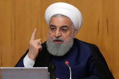 """Hasan Rohani denuncia una presión sobre Irán """"sin precedentes"""" desde el 79"""