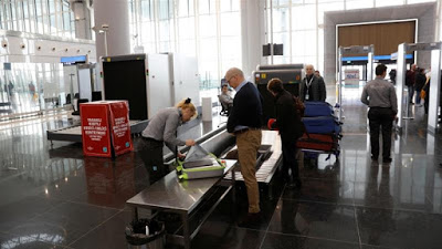 Istanbul airport witnesses first drug bust, Iranian suspects held
