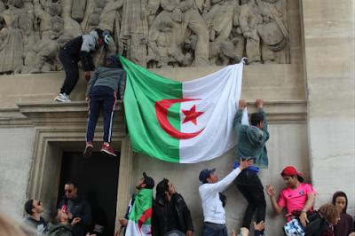 ALGERIA. L'hirak algerino a Marsiglia