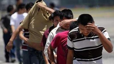 Detienen a 700 centroamericanos en frontera de EE.UU.