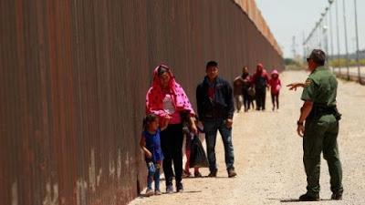 Patrulla fronteriza de EE.UU. detiene mayor grupo de migrantes