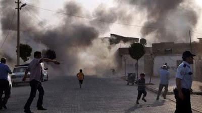 Ataque terrorista deja al menos 4 niños muertos en Hama, Siria