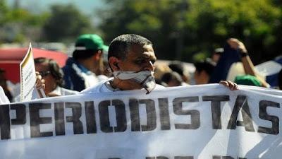 ONU pide a Honduras cesar la criminalización de periodistas