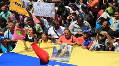 #TrumpDesbloqueaVenezuela, tuitazo mundial contra las sanciones