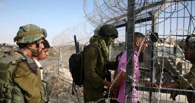 Un Palestinien arrêté sous prétexte d'infiltration depuis l'est de Gaza