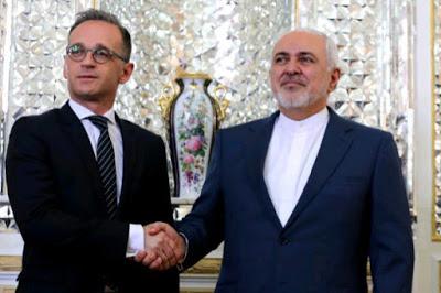 Alemania defiende un diálogo con Irán, que advierte contra una guerra