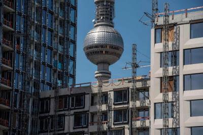 Desactivada una bomba de la II Guerra Mundial en el centro de Berlín