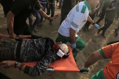 WHO sanitizes Israeli responsibility for Gaza killings