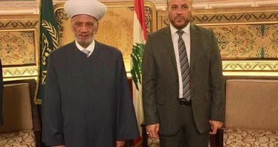 Le Hamas félicite des personnalités libanaises et palestiniennes à l'occasion de l'Aïd