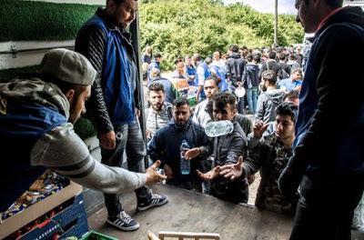 Amnesty appelle la France à mettre fin au « harcèlement » de défenseurs des migrants