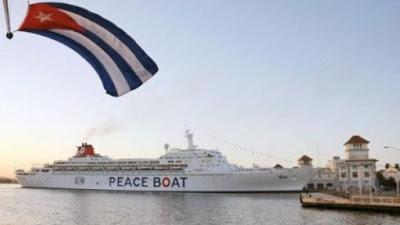 EE.UU. impide que llegue a Cuba barco con ayuda a damnificados