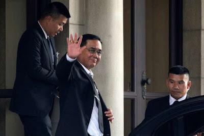 Le régime militaire thaïlandais s'offre une légitimité de façade