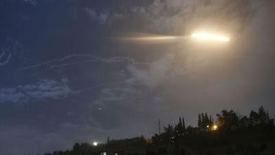 Reportan nuevo ataque israelí en Homs, Siria