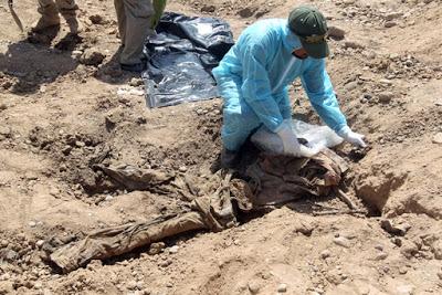 Onu e Iraq al lavoro per identificare le vittime dell'Isis