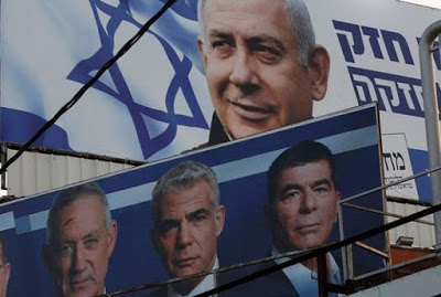 Concours de fascistes pour le pouvoir en Israël
