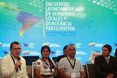 Gobiernos latinoamericanos sellan unidad ante agresión de EE.UU.
