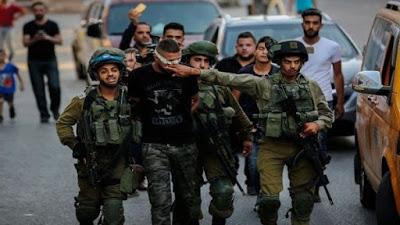 Represión israelí deja casi 30 muertos y un centenar de presos palestinos en mayo