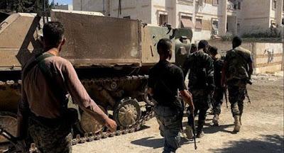 Ejército sirio repele ataques terroristas contra Palmira y Hama