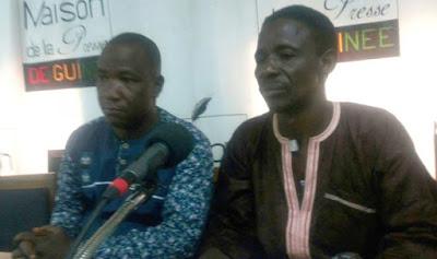 La société civile guinéenne refuse son contrôle par l'etat !