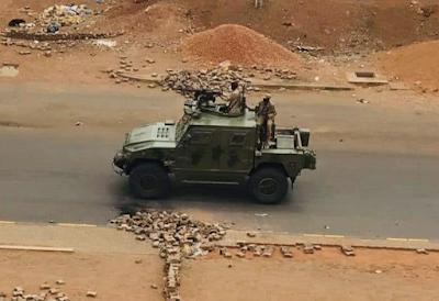 Sudan sospeso dall'Unione Africana