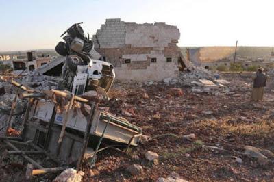 Un ataque israelí en Siria deja 15 muertos
