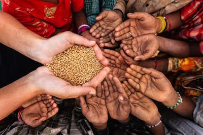 La fame aumenta per il terzo anno di fila, mentre il mondo resta a guardare