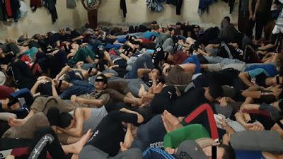 """IRAQ. Hrw: """"Detenuti in condizioni degradanti"""""""