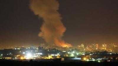 Defensa antiaérea siria repele ataque israelí en Damasco y Homs