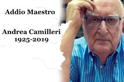 Avec la mort d'Andrea Camilleri, c'est le plaisir de la lecture qui s'appauvrit encore