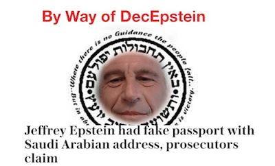 Epstein, ou la Grande Supercherie