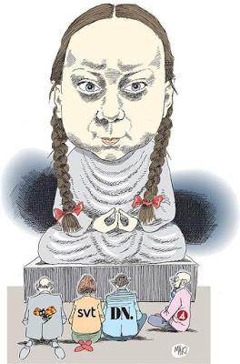 Lorsque l'enfant paraît : Greta Thunberg, entre Minou Drouet et Lisbeth Salander
