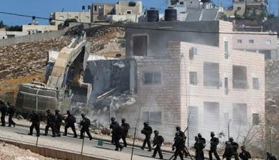 Demolizioni di case palestinesi a Gerusalemme Est: Cronaca di un'epurazione pianificata