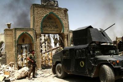 Ejército iraquí lanza gran ofensiva contra el Estado Islámico