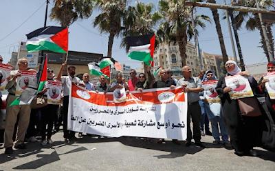 Prigioniero palestinese in isolamento muore in un carcere israeliano